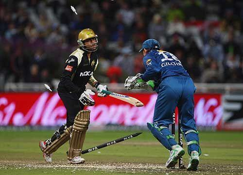 Kolkata Knight Riders were one of the weakest IPL teams in the first 3 seasons