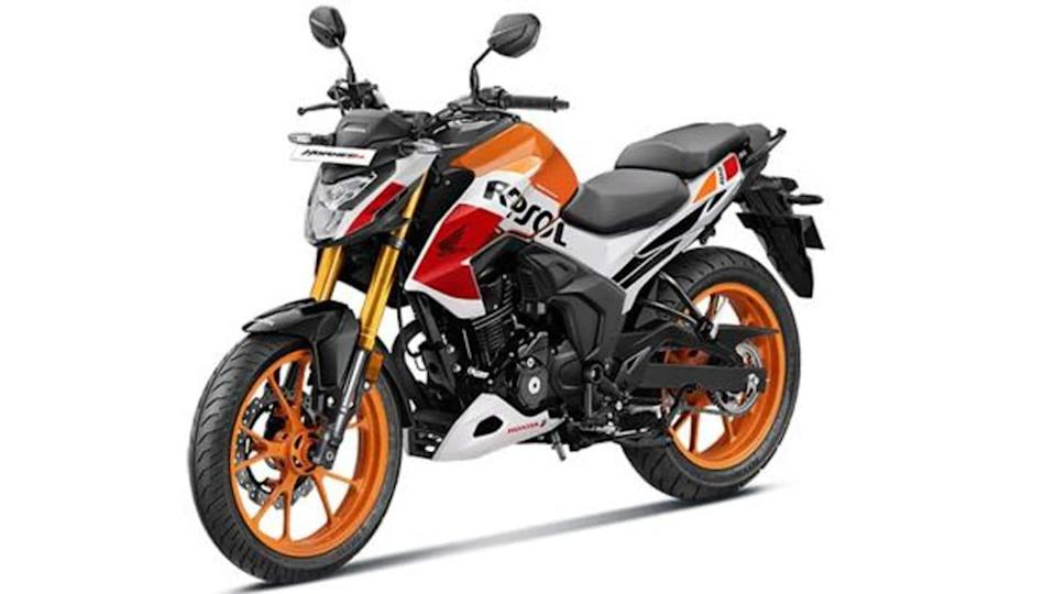 Honda launches Hornet 2.0 Repsol edition at Rs. 1.28 lakh