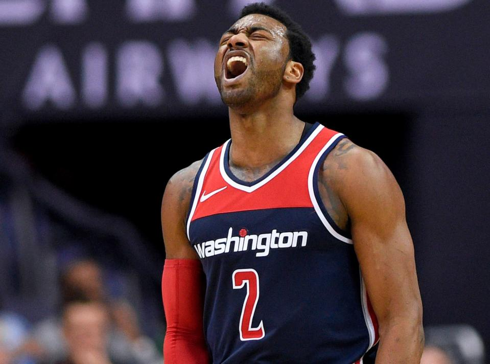 The Wizards need John Wall to have a big series to beat the Raptors. But John Wall might need one even more than his team.