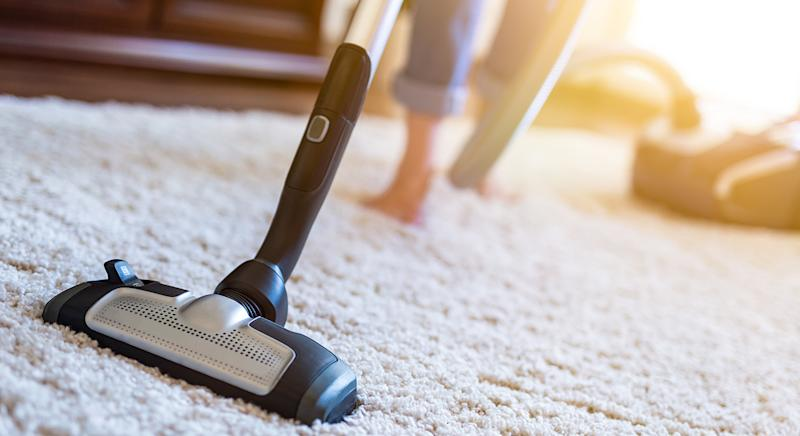 Top-rated carpet cleaner hoover