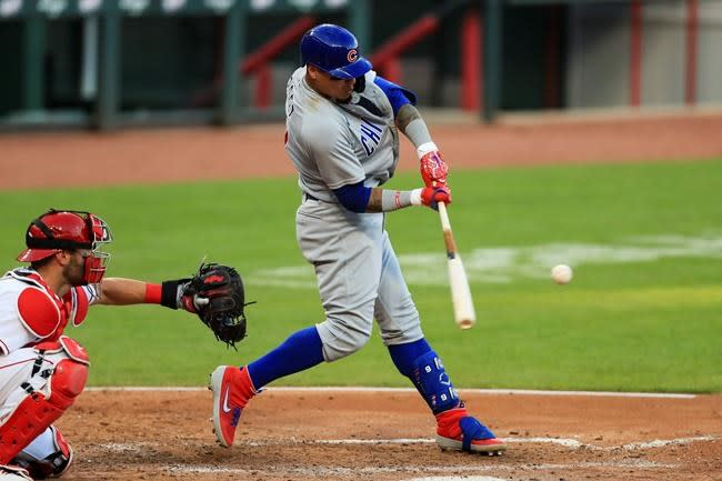 Báez homers twice, Cubs stay hot with 8-5 win over Reds