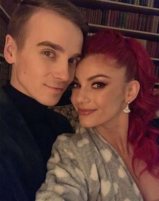 Dianne-Buswell-Joe-Sugg-xmas-special