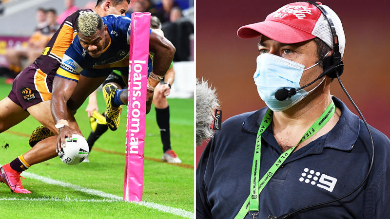 The NRL returned on Thursday after 10 weeks off due to the coronavirus pandemic.