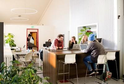 Proximity staff work from a company-operated coworking space in Grand Junction in one of western Colorado's opportunity zones.