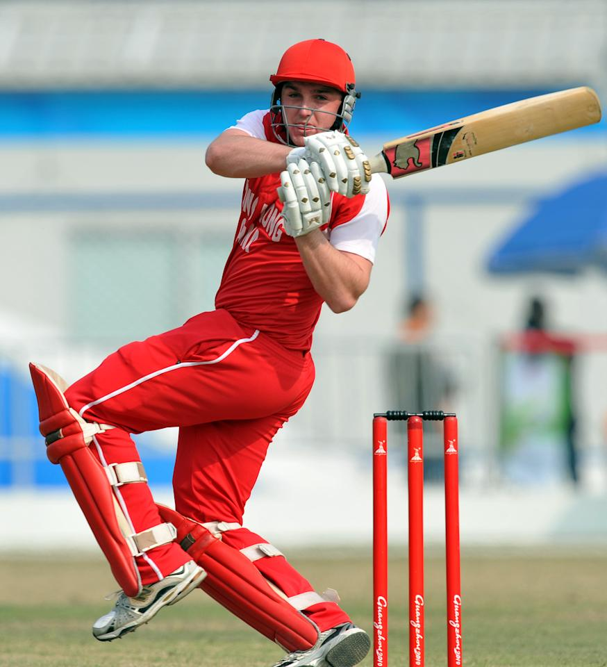 Jamie Atkinson (Hong Kong): The Hong Kong captain scored 345 runs, including four half-centuries, with a highest score of 87* at an average of 49.28 and strike rate of 149.35 from eight matches.