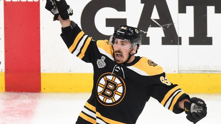7b5379124c5 Bruins notes: Boston extends historic win streak in Stanley Cup Final Game 1