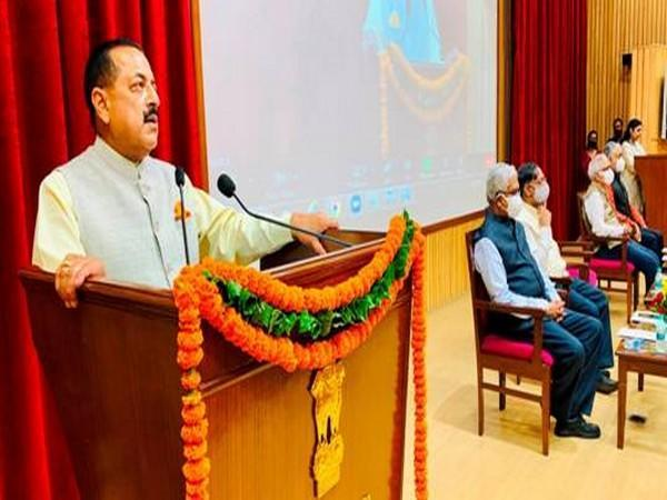 Union Minister of State Dr Jitendra Singh. (Photo/PIB)
