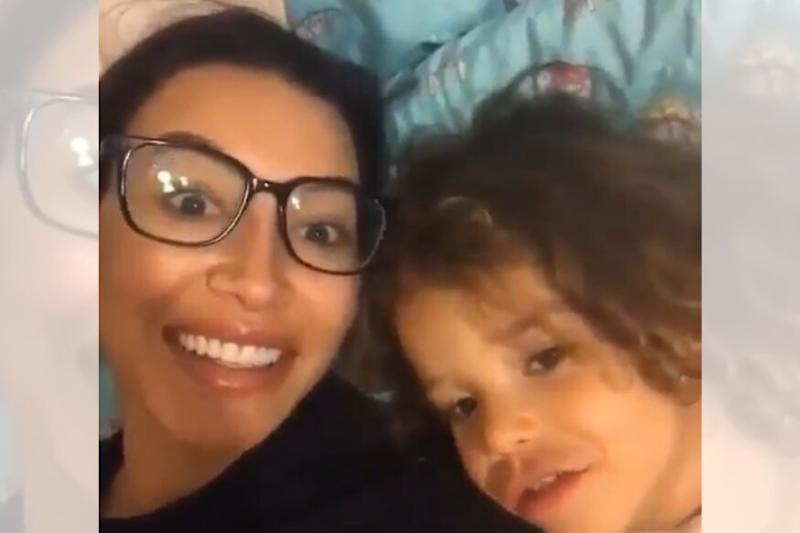 Naya Rivera's Adorable Duet Performance With Her Son Has Left 'Glee' Fans Teary-eyed