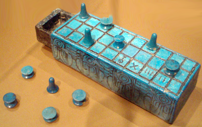 "<span class=""caption"">Did ancient Egyptian parents worry their kids might get addicted to this game, called senet?</span> <span class=""attribution""><a class=""link rapid-noclick-resp"" href=""https://commons.wikimedia.org/wiki/File:SenetBoard-InscribedWithNameOfAmunhotepIII_BrooklynMuseum.png"" rel=""nofollow noopener"" target=""_blank"" data-ylk=""slk:Keith Schengili-Roberts/Wikimedia Commons"">Keith Schengili-Roberts/Wikimedia Commons</a>, <a class=""link rapid-noclick-resp"" href=""http://creativecommons.org/licenses/by-sa/4.0/"" rel=""nofollow noopener"" target=""_blank"" data-ylk=""slk:CC BY-SA"">CC BY-SA</a></span>"