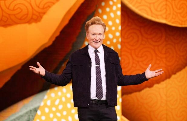 Conan Welcomes Viewers, Will Ferrell and a Perfect First-Time Sponsor to His New Largo Theater Home (Video)