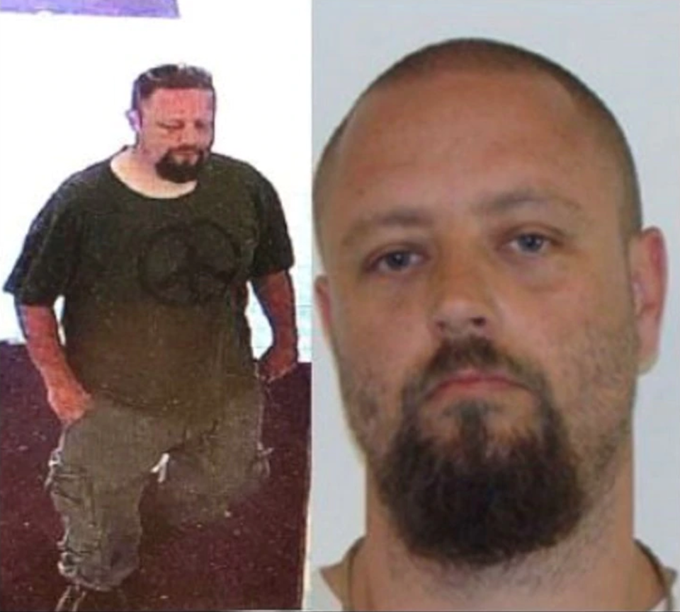 John Freeman Colt is a 'clear threat' to public safety  (US Marshals Office)