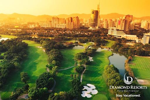 Diamond Resorts International(R) Timeshare -- Best Golf Courses to Play in Asia