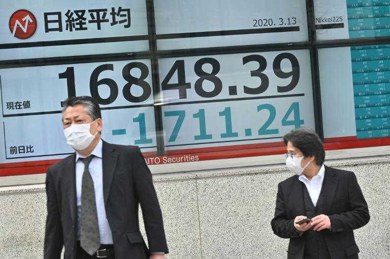 Markets reacted wildly to news of the Bank of Japan's measures