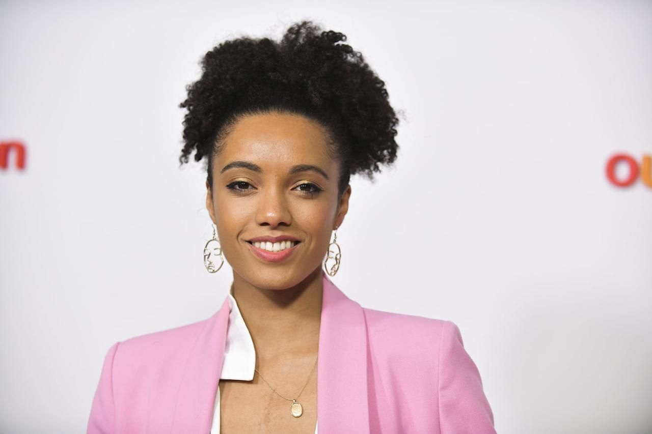 <p>Much like her character Chloe in <strong>The Kissing Booth 2</strong>, the 28-year-old actress is English. She was born into a family of actors in London on Mar. 2, 1992.</p>