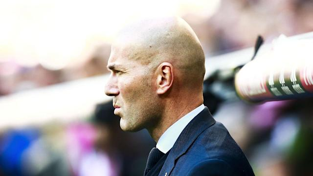 A 7-1 thrashing of Deportivo La Coruna was not out of keeping with Real Madrid's recent struggles, Zinedine Zidane insisted.