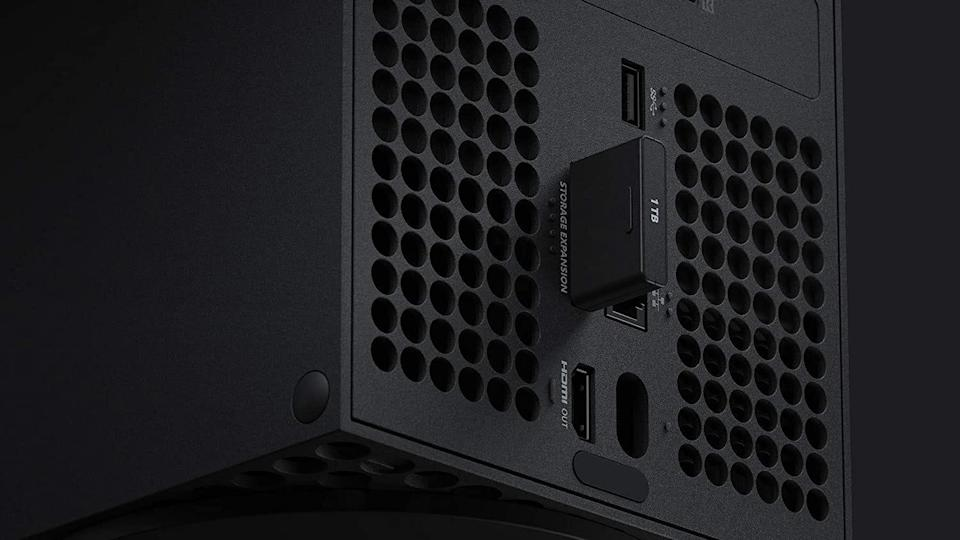 Best tech gifts 2021: Seagate Xbox Series X S expansion card