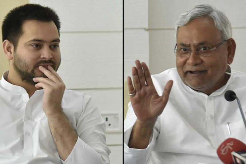Tejashwi barb at Nitish: Learn from Naidu
