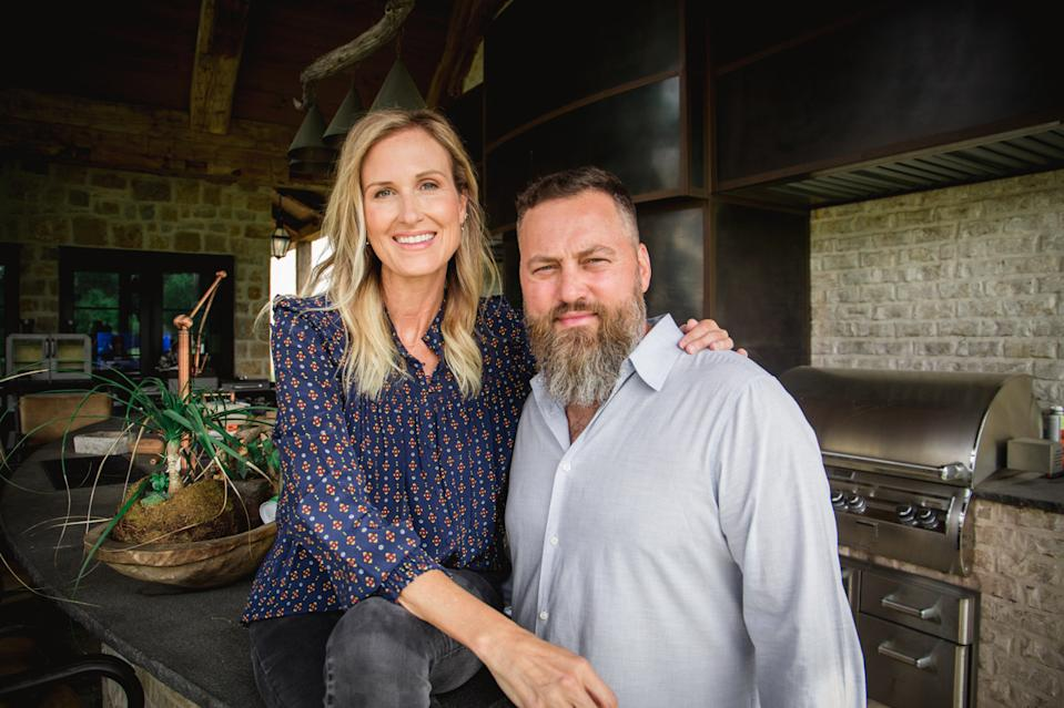 Korie and Willie Robertson tackled the subject of NFL protests. (Photo: Hannah Macdonald/Beck Media)