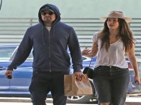 Leonardo DiCaprio spends New Year with 22-year-old girlfriend Camila Morrone in St. Barts