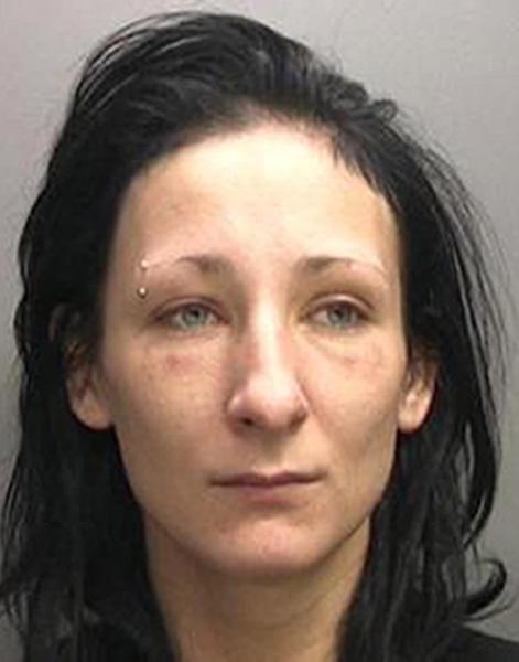 This is an undated handout photo released by West Midlands Police of Magdelena Luczak, the mother of Daniel Pelka. A British judge on Friday, Aug. 2 2013, has sentenced the mother and stepfather of a 4-year-old boy who was starved and beaten to death to a minimum of 30 years in prison for his murder. Madgelena Luczak and Mariusz Krezolek were convicted this week of murdering Daniel Pelka, who was abused and tortured in the months before his death. The pair blamed each other for Daniel's death in March 2012, after the boy had been beaten and left to die in an unheated cell-like room. (AP Photo / West Midlands Police)