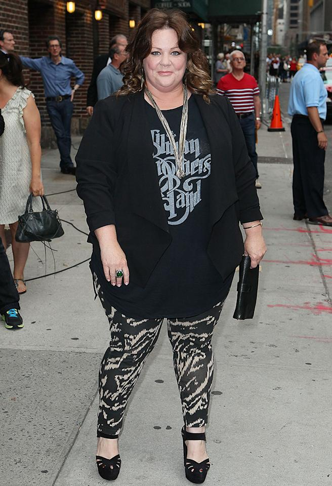 "<p><b>Illinois:</b> Melissa McCarthy<br /><b>Birthplace:</b> Plainfield<br /><b>Fun Fact:</b> The comedic actress grew up on an Illinois farm, where she fell in love with the Midwest … and eventually, fellow Illinois native, actor Ben Falcone, whom she married in 2005. ""There's something about that sensibility that I'm drawn to, [both myself and] in the characters I play,"" the 42-year-old told Michigan Avenue magazine in January. ""There's a friendliness and an eccentricity to Midwesterners — they're more likely to just be themselves. I know that's an idealized version, but there is something about the Midwest that I love.""</p>"