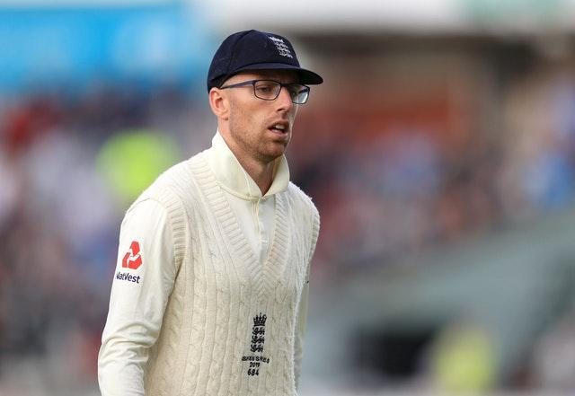 Jack Leach has been unwell (Mike Egerton/PA)