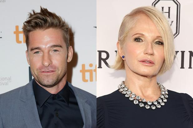 Image of: Deran Deadline Ellen Barkin And Scott Speedman Cast In Tnts animal Kingdom Pilot