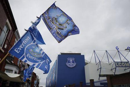 Britain Football Soccer - Everton v Sunderland - Premier League - Goodison Park - 25/2/17 General view outside the stadium before the match Action Images via Reuters / Carl Recine Livepic