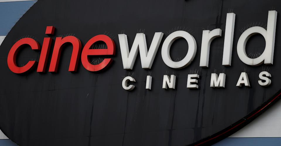 Cineworld closed its cinemas in the UK and the US indefinitely in October 2020. Photo: Phil Noble/Reuters