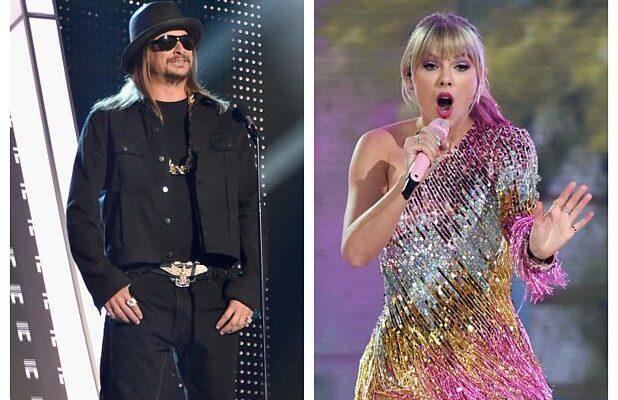 Kid Rock Called Out for Crude Tweet About Taylor Swift