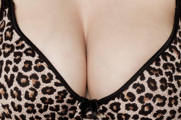 Wearing a bra to bed won't make your boobs perkier [Photo: Getty]