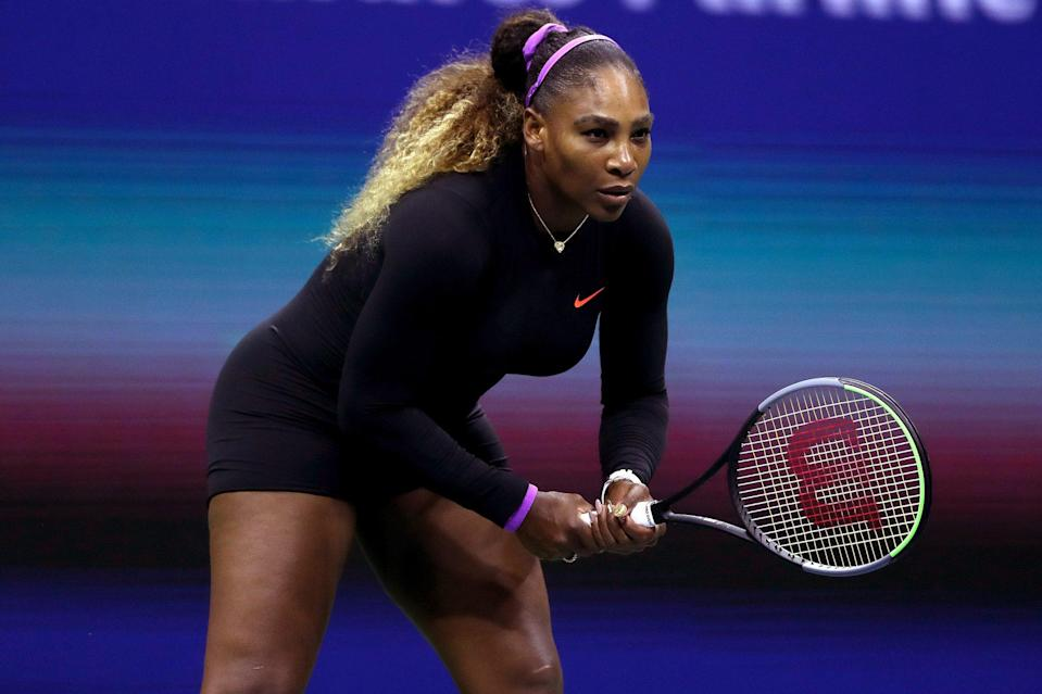 <p>The 39-year-old tennis icon is poised to tie Margaret Court's record of 24 career Grand Slam singles titles in January if she takes all at the Australian Open. </p>