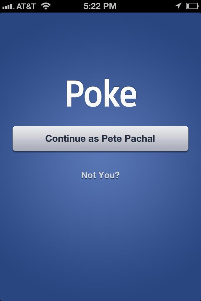 It's Easy to Save Videos From Facebook Poke Permanently