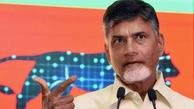 """Naidu told the party MPs including Former Central Minister YS Chowdary and Adhok Gajapatiraju to """"goforward by coordinating with other parties in the parliament."""""""