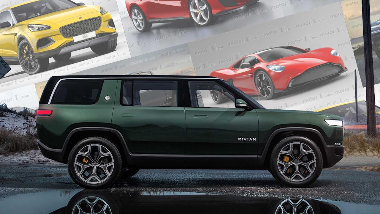 2022 New Models Guide: 15 Cars, Trucks, And SUVs Coming Soon