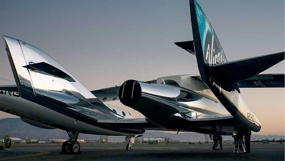 Virgin Galactic Stock Sees First Sign Of Doubt On Wall Street