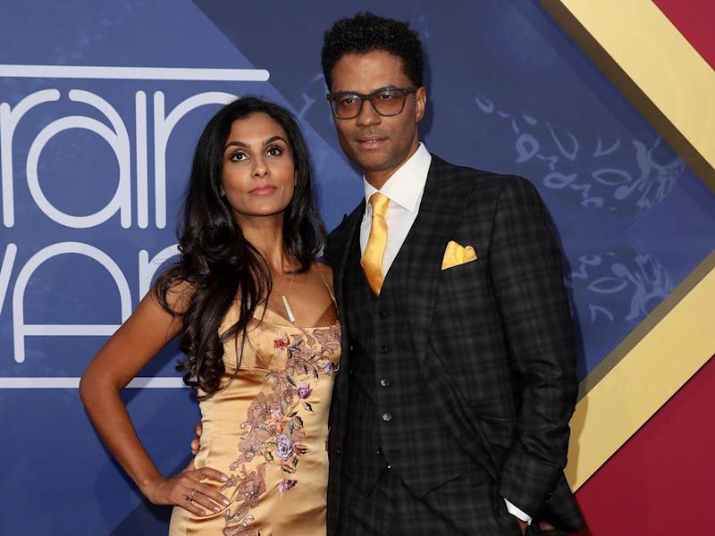 Eric Benet had no idea he was dating Prince's ex-wife for two months