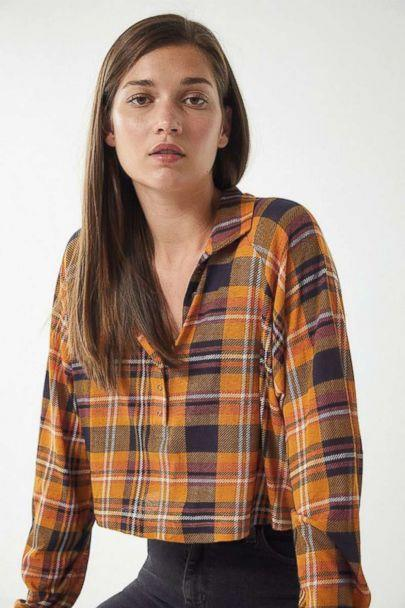 PHOTO: Urban Outfitters, Carson Long Sleeve Polo Shirt, $44 (Urban Outfitters)