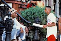 """<a href=""""http://movies.yahoo.com/movie/do-the-right-thing/"""" data-ylk=""""slk:DO THE RIGHT THING"""" class=""""link rapid-noclick-resp"""">DO THE RIGHT THING</a> (1989) <br>Directed by: <span>Spike Lee</span> <br>Starring: <span>Danny Aiello</span>, <span>Ossie Davis</span> and <span>Ruby Dee</span>"""