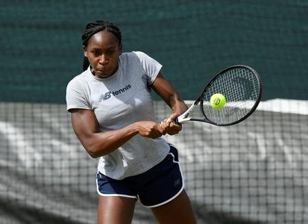 Cori Gauff, 15, Defeats Venus Williams at Wimbledon