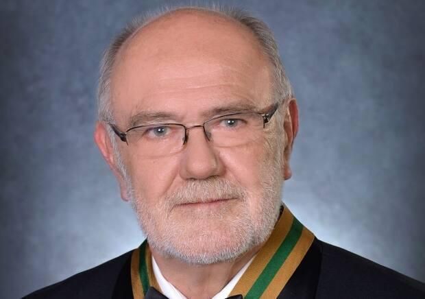 Andy Potter, former CEO of VIDO-InterVac, is now a professor at the University of Saskatchewan.  (Submitted by Andrew Potter - image credit)