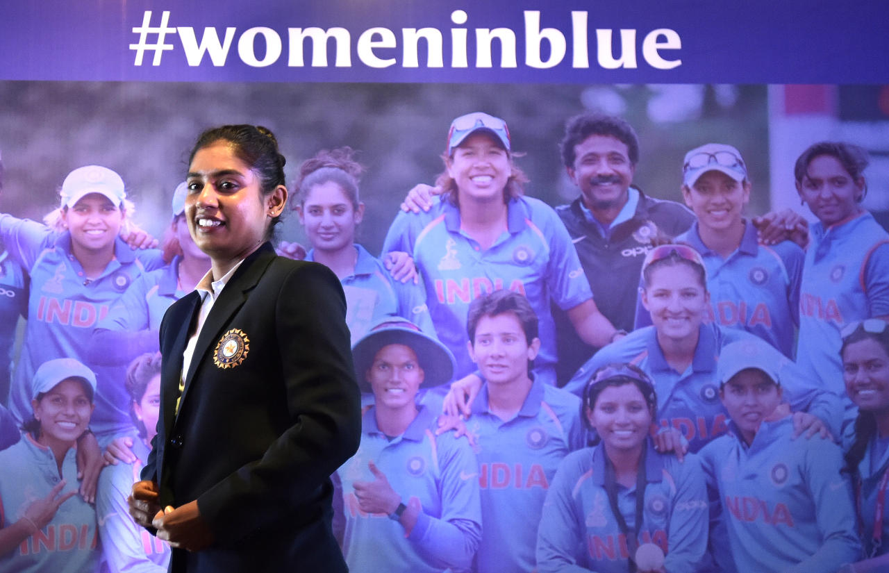 <p>The Indian Women's Cricket Team made it to the ICC Women's World Cup finale. Although they did not win the title; but they won millions of hearts across the country. Punam Raut, Mithali Raj, Harmanpreet Kaur, Jhulan Goswami and Deepti Sharma amongst others steered the way ahead for Team India! </p>