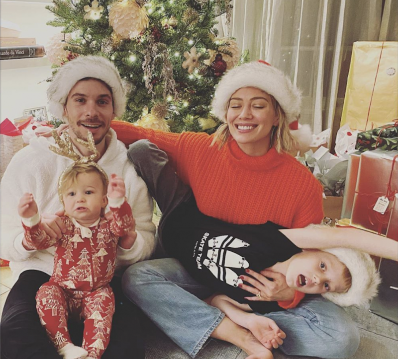 Shay Mitchell, Hilary Duff, Chrissy Teigen, and other faves all shared very merry holiday photos