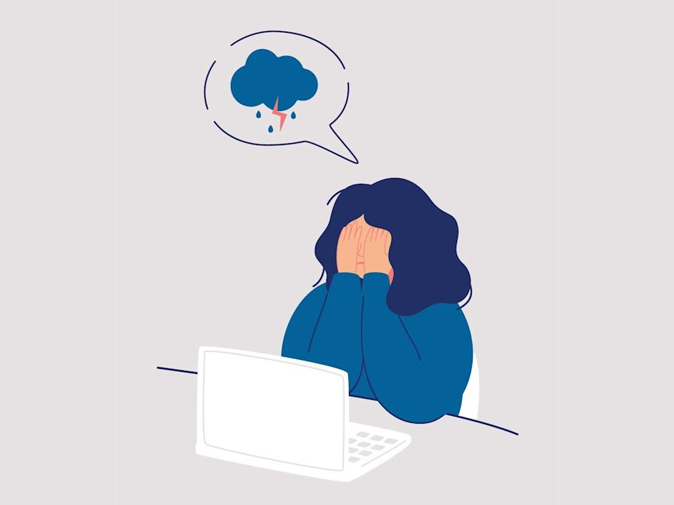 Research suggests women are four times more likely to suffer from SAD than men (iStock/The Independent)