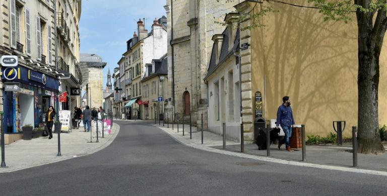 The population of Nevers, a picturesque town on the Loire river, has fallen by more than 10,000 in the past 20 years and the once buzzing centre has been abandoned by shoppers for out-of-town supermarkets and malls