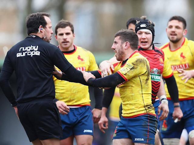 World Rugby investigating Belgium vs Spain official controversy as Romanian referee is chased off pitch by players