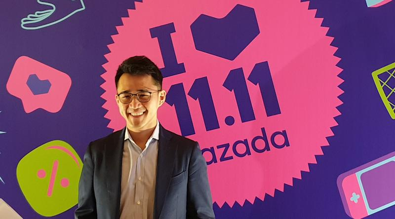 Jing Yin, Co-President, Lazada Group. (PHOTO: Yahoo Finance)