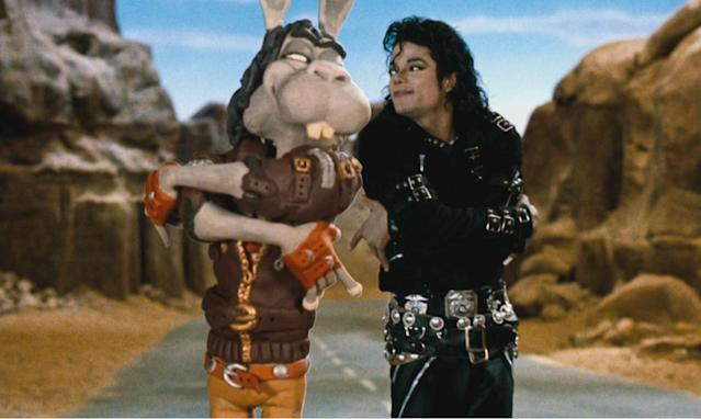 <p>Jackson might be considered the greatest perforance of all time but that title surely doesn't include his outings as an actor. The late singer appeared in The Wiz, which was critically panned, and Moonwalker which might be a cult classic now but that's not because of his performance. </p>