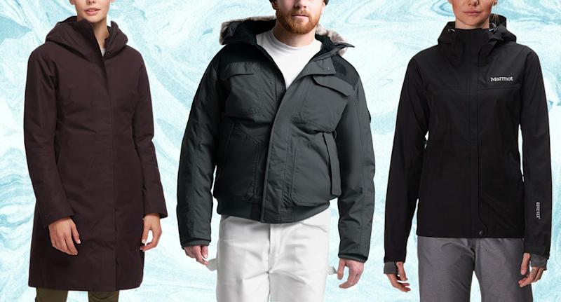 Now's the time to replace your old winter coat.