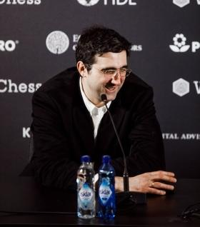 Vladimir Kramnik to train young Indian chess players in Spain